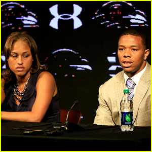 Ray Rice's Wife Janay Blames the Media for 'Horrible Nightmare'