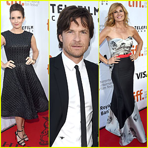 Tina Fey & Jason Bateman Say 'This Is Where I Leave You' at Toronto Film Festival 2014