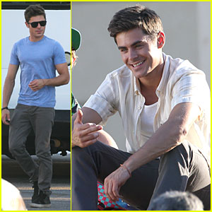 Zac Efron Thanks Fans For Helping Him Raise $165,000 For Make A Wish Foundation!