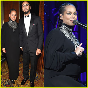 Alicia Keys  amp Swizz Beatz Alicia Keys Baby