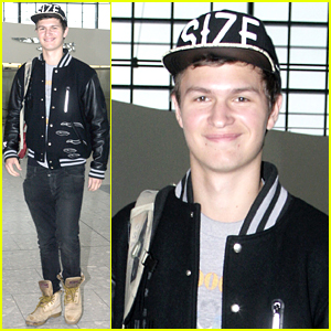 Ansel Elgort: The Fault In Our Stars Would Be A Bad Movie Without The Lightness