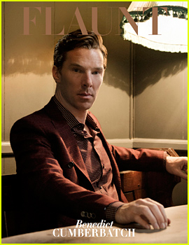 Benedict Cumberbatch Reveals the Motto That He Lives By