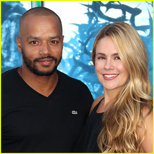 CaCee Cobb Pregnant, Expecting Second Child with Donald Faison