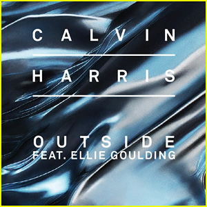 Calvin Harris & Ellie Goulding's 'Outside' - Full Song & Lyrics!