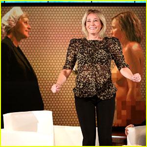 Chelsea Handler Talks Going Nude in the Shower with Ellen DeGeneres