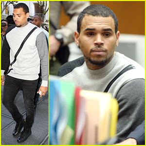 Chris Brown Gets Rewarded For Following Probation Rules
