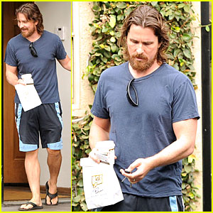 Christian Bale Viewed 60 Pound Weight Loss as a 'Challenge'