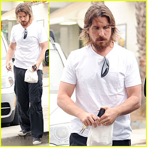 Christian Bale Had No Idea About Moses Before Filming 'Exodus: Gods and Kings'