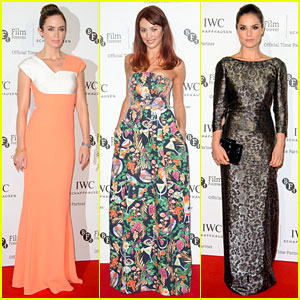 Emily Blunt & Olga Kurylenko Wow Us at IWC Gala in London!