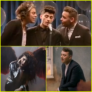 One Direction, Lorde, Sam Smith & More Stars Cover 'God Only Knows' for BBC Charity Single