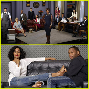 'How to Get Away with Murder' & 'Black-ish' Get Full Season Orders From ABC!