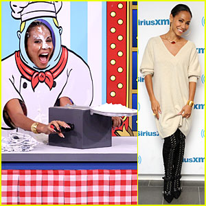 Jada Pinkett Smith Gets a Pie in the Face During 'Tonight Show' - Watch Now!