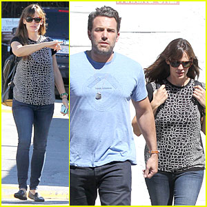 Jennifer Garner Feels Like She Is Having An Affair With Buff Ben Affleck