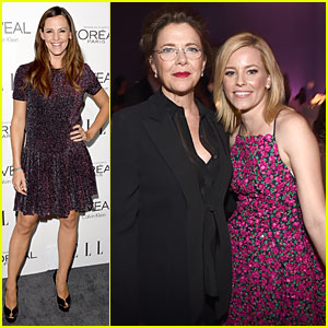Jennifer Garner & Elizabeth Banks Get Recognized at Elle's Women in Hollywood Celebration