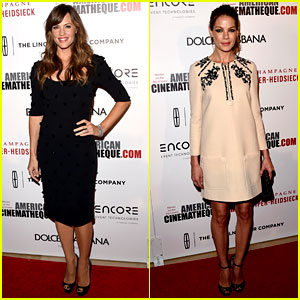 Jennifer Garner & Michelle Monaghan Help Honor Matthew McConaughey with Special Award!