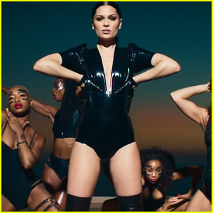 Jessie J Shows Off Her Killer Dance Moves for 'Burnin' Up' Music Video - Watch Now!