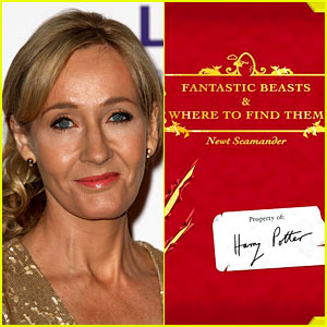 J.K. Rowling Will Write a Movie Screenplay for First Time!