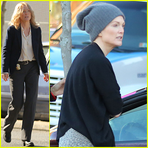 Julianne Moore Completely Transforms Into a Police Officer for 'Freeheld'