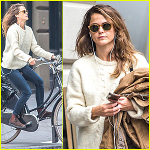 Keri Russell Says 'Americans' Cast Names Their Wigs