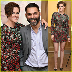 Kristen Stewart Wears Revealing Dress at 'Camp X-Ray' NYC Premiere!