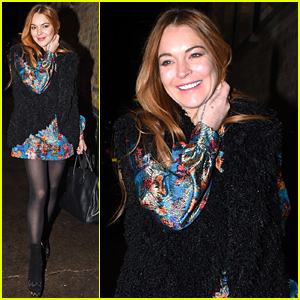 Lindsay Lohan Is Making 'Speed-the-Plow' Playwright David Mamet 'Proud'