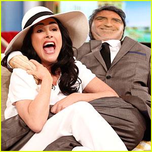 Meredith Vieira's Halloween Costume is Amal Clooney... Just Like Ellen DeGeneres!