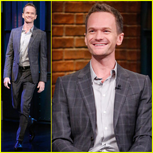 Neil Patrick Harris Reveals Wedding Details on 'Late Night with Seth Meyers' - Watch Here!