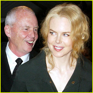 Nicole Kidman Opens Up About Her Father's Death