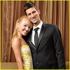 Tennis Pro Novak Djokovic Welcomes Child with Wife Jelena