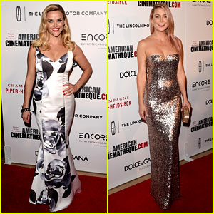 Reese Witherspoon & Kate Hudson Support Their Leading Man Matthew McConaughey!