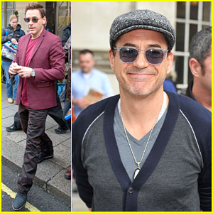 Robert Downey Jr. Brings 'The Judge' Across the Pond