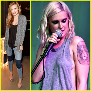 Rumer Willis Performs At Kelsi Dagger Brooklyn's Collection Launch