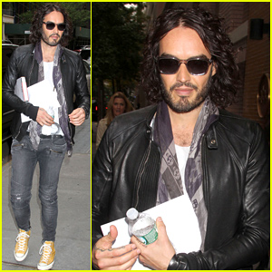 Russell Brand Says He 'Really Enjoyed' Being Married to Katy Perry: 'She's An Amazing Person'