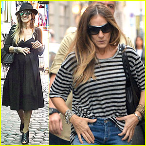 Sarah Jessica Parker's Makeup Artist Leslie Lopez Arrested For Shoplifting