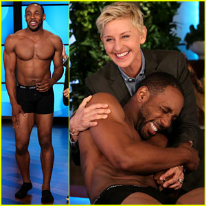 Stephen 'tWitch' Boss Gets Waxed for 'Magic Mike XXL'! (Video)
