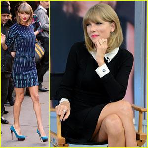 Taylor Swift Named NYC's 'Global Welcome Ambassador'