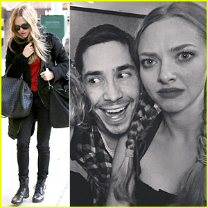 Amanda Seyfried & Justin Long Express Opposite Emotions at '24 Hour Plays on Broadway'