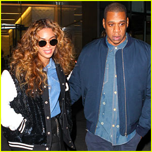 Beyonce Steps Out with Jay Z After Dropping the '7/11' Video!