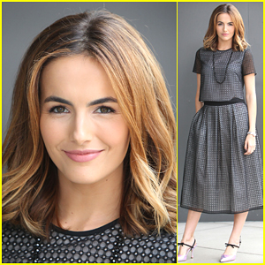 Camilla Belle Gets Ready to Raise Money for the St. Jude Holiday Campaign