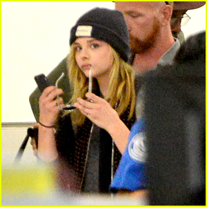 Chloe Moretz is Loving Azealia Banks' Album