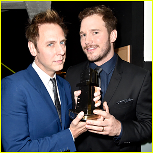 Chris Pratt Proves Blockbuster Status at Hollywood Film Awards!