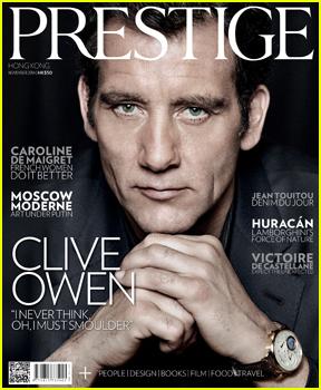 Clive Owen Talks Turning 50 in 'Prestige Hong Kong'