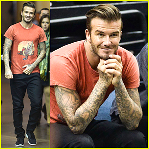 David Beckham's Son Brooklyn Signs Deal With Soccer Team Arsenal