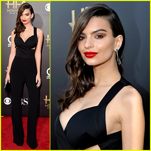 Emily Ratajkowski & 'Gone Girl' Supporting Players Hit Up the Hollywood Film Awards 2014!