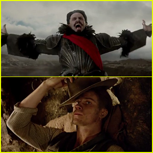 First 'Pan' Trailer Is Packed with Action - Watch Now!