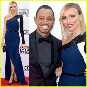 Giuliana Rancic Kicks Off the AMAs 2014 Red Carpet Coverage!