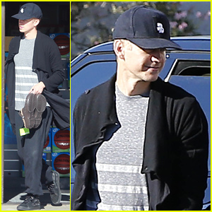 Hayden Christensen Keeps Busy Before His Baby's Due Date!