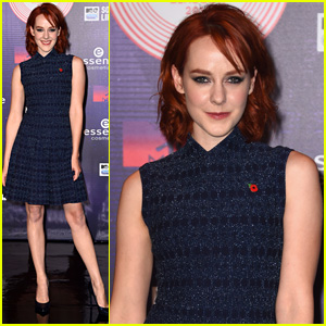 Jena Malone Hits the MTV EMAs 2014 After New 'Mockingjay' Clip Debuts