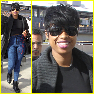 Jennifer Hudson is Fighting the 'Lady Killer' - Watch Here!