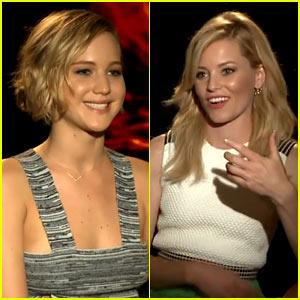 Jennifer Lawrence's Soundtrack to Life: 'I'm a Barbie Girl'! (Video)